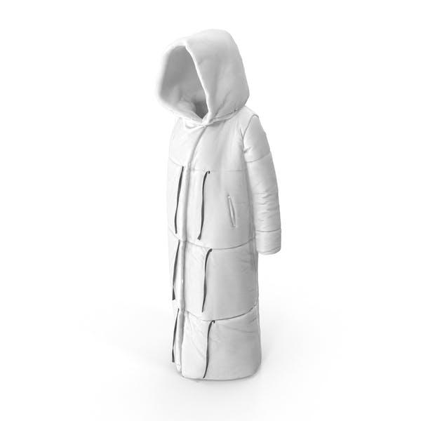 Thumbnail for Women's Down Jacket White
