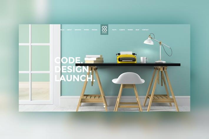 Cover Image For Creative PSD Template