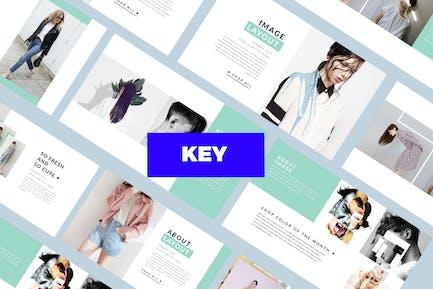 Stylist - Keynote