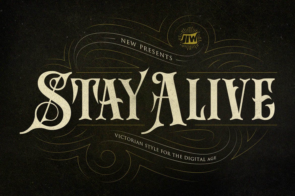 Stay Alive Sans With Envato Elements Subscription
