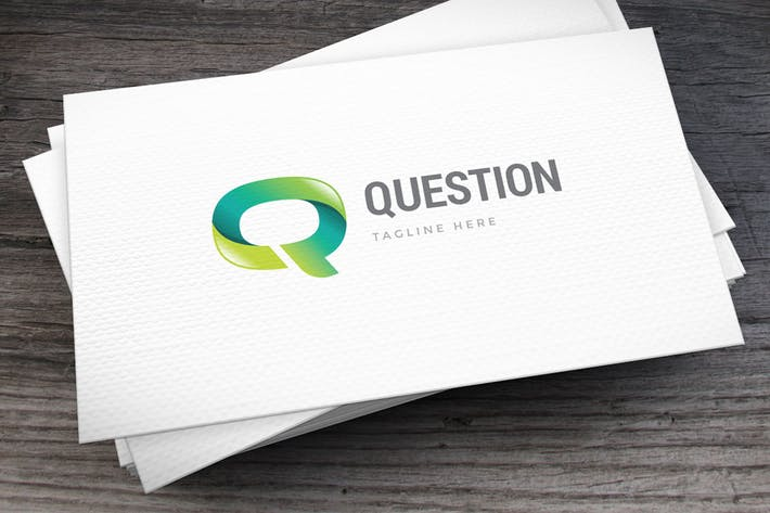 Thumbnail for Questioner Letter Q Logo Template