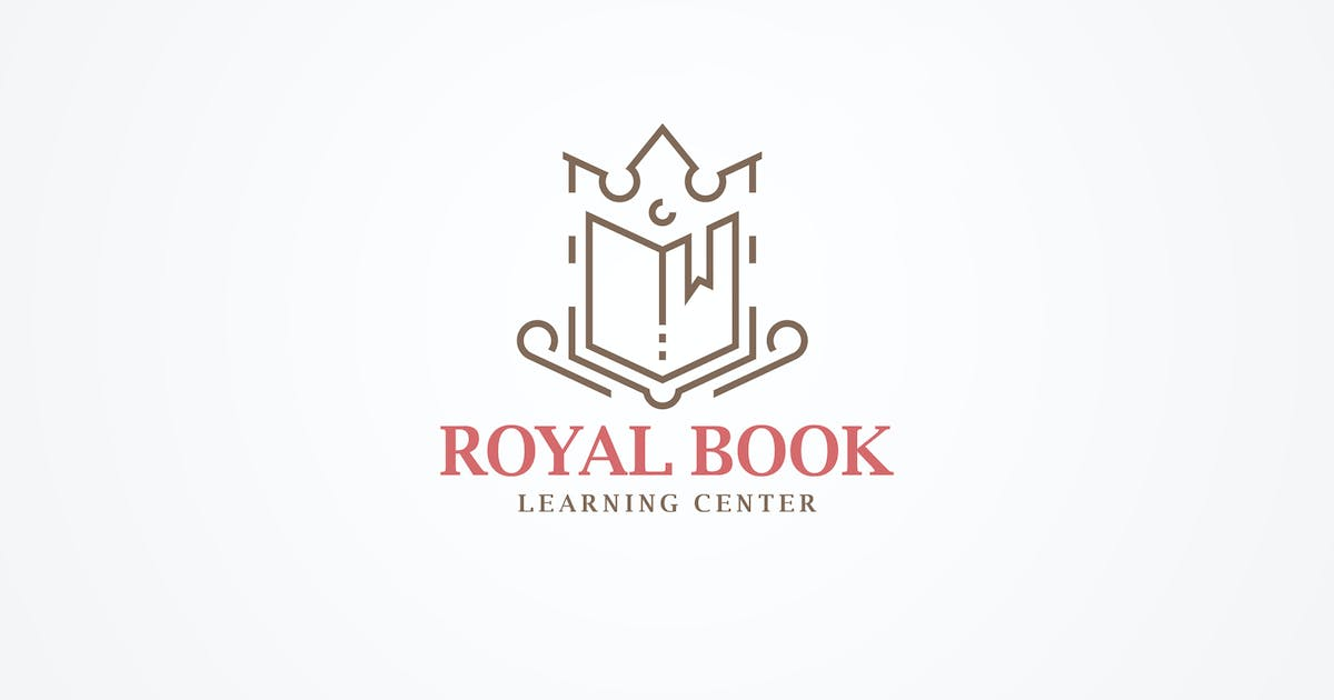 Download Book Heraldic Logo template by floringheorghe