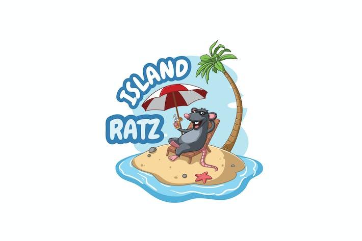 Thumbnail for Логотип острова
