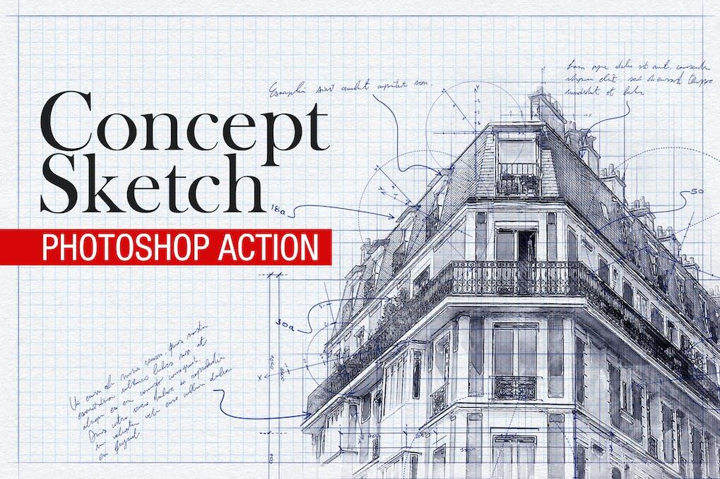 Conccept Sketch