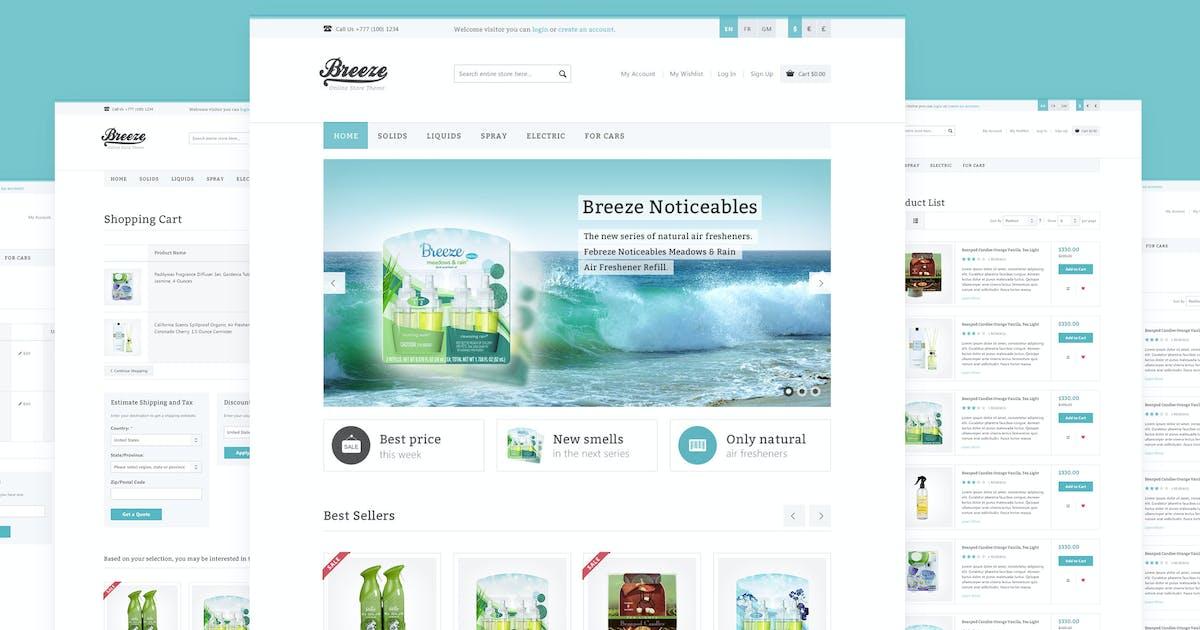 Download Breeze — Responsive WooCommerce Theme by WpWay_