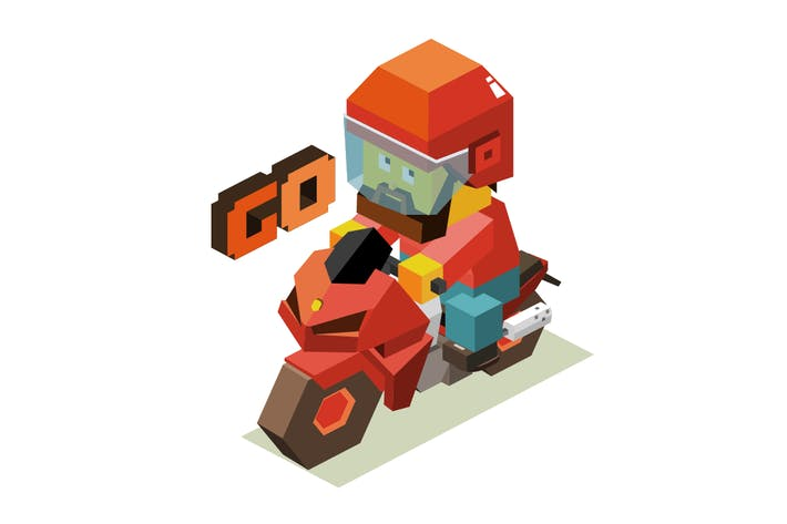 Thumbnail for Lets go with motorcycle