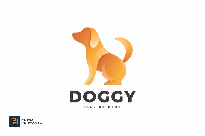 Doggy - Logo Template
