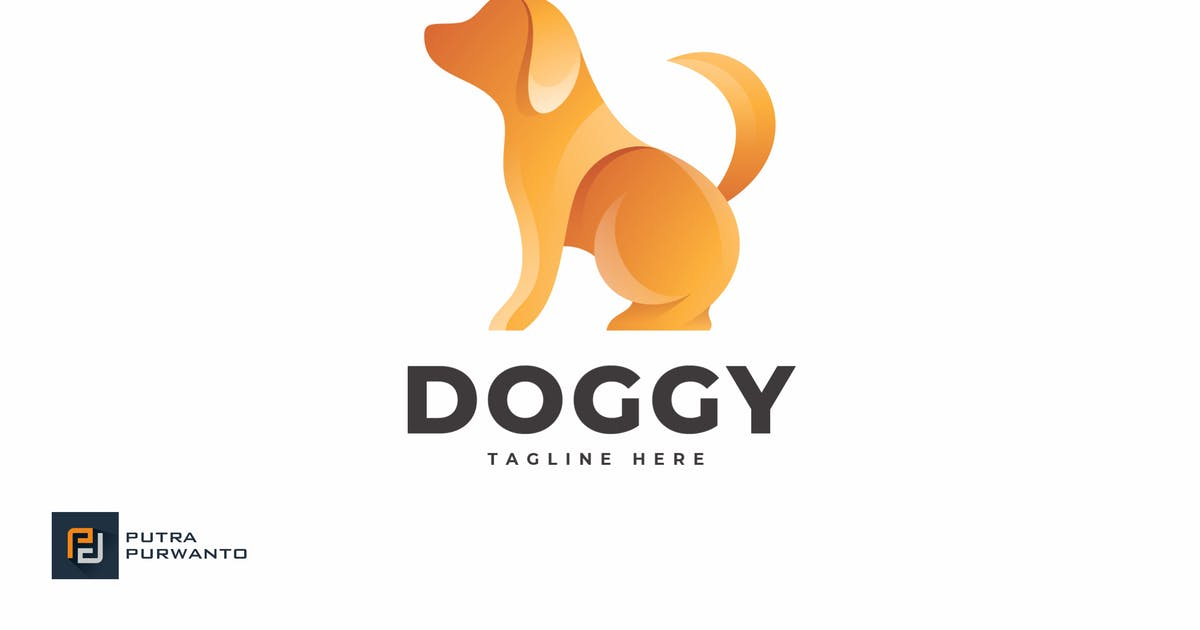 Download Doggy - Logo Template by putra_purwanto