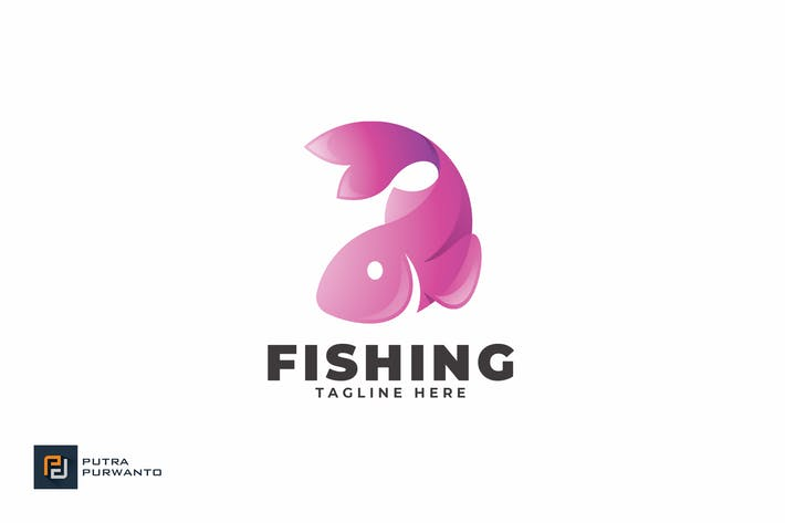 Thumbnail for Fishing - Logo Template