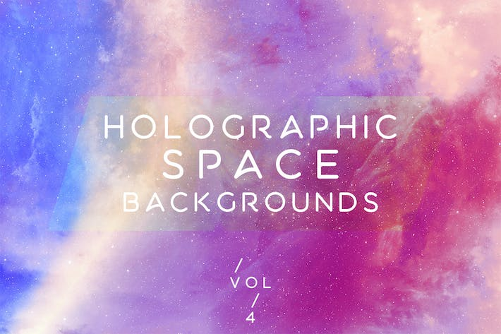 Thumbnail for Holographic Space Backgrounds Vol.4