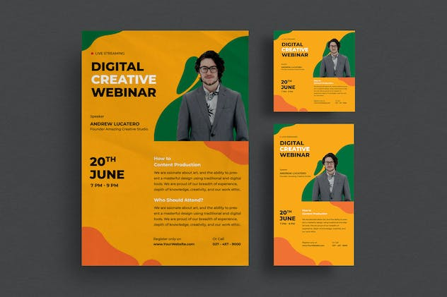 Digital Creative Webinar