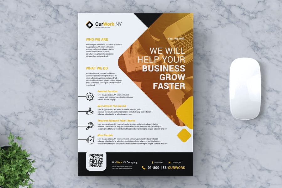 Creative Corporate Flyer Vol. 13