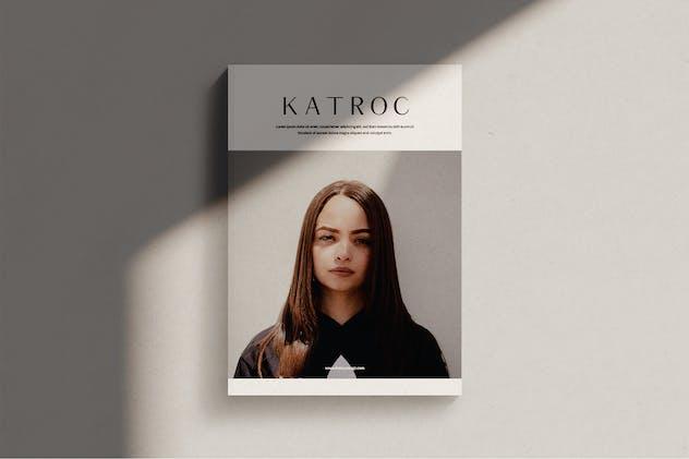 Katroc - Magazine Template