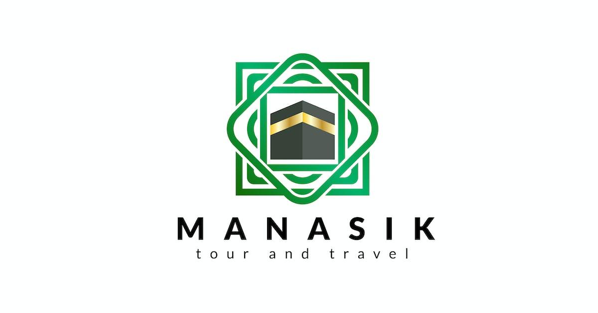 Download Umrah & Hajj Travel Logo Template by Slidehack