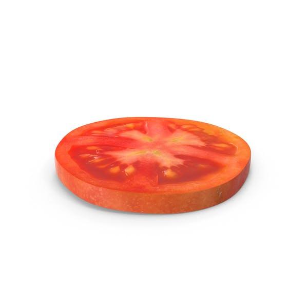 Thumbnail for Tomatenscheibe legen