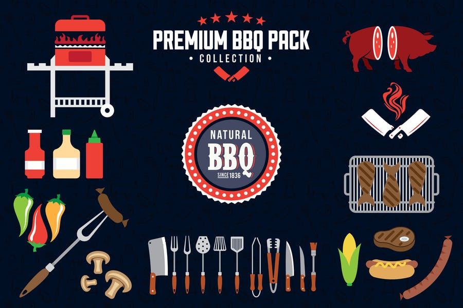 Barbecue Pack 2