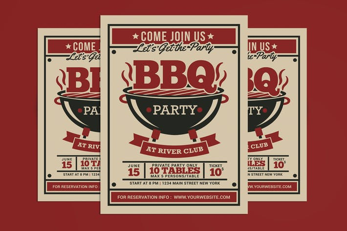 Thumbnail for Fête privée BBQ