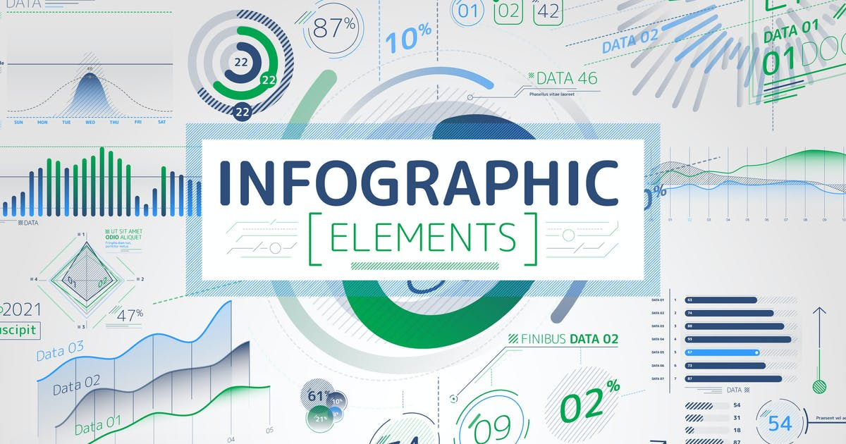 Download Infographic Elements by ConceptCafe