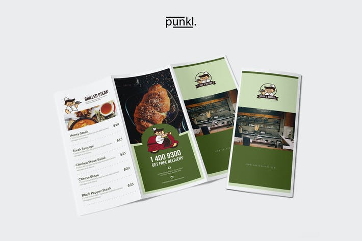 Thumbnail for ChefBistro Trifold Brochure