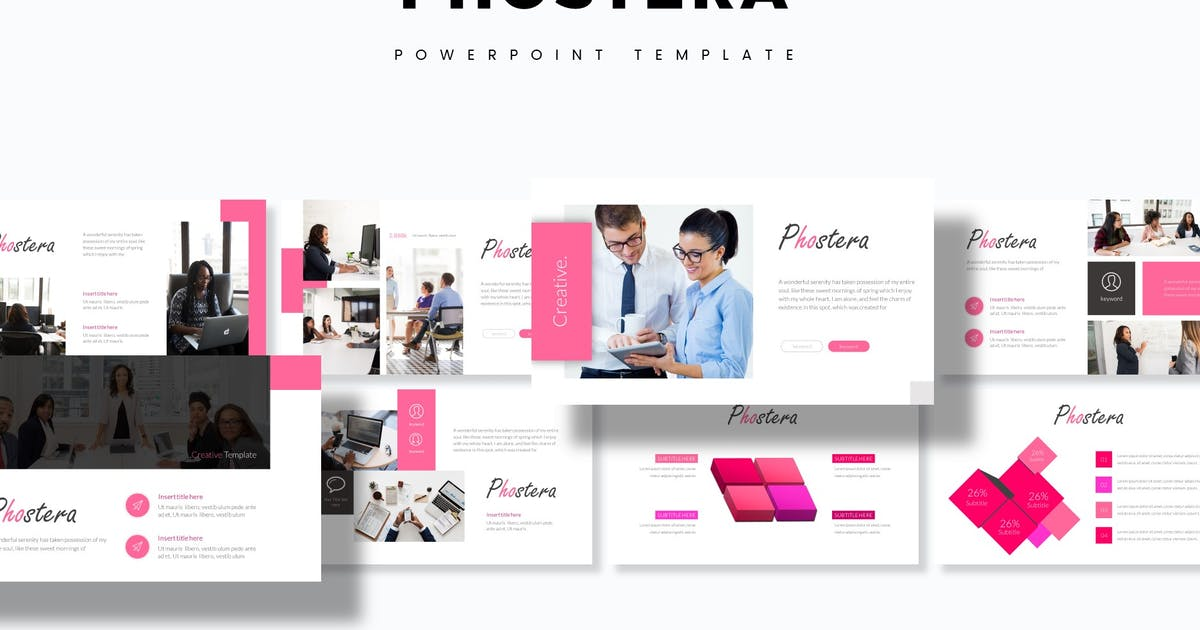 Download Phostera - Powerpoint Template by aqrstudio