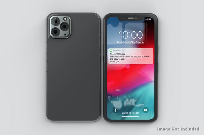 Thumbnail for Smartphone-Mockup