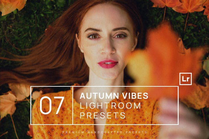 Thumbnail for 7 Autumn Vibes Lightroom Presets + Mobile