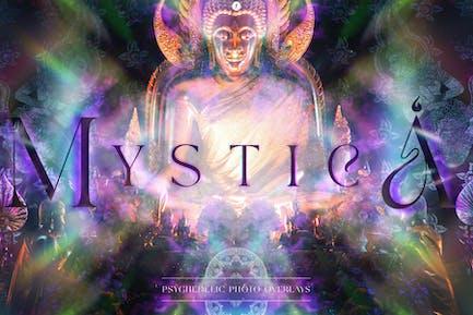 Mystica - Psychedelic Photo Overlays