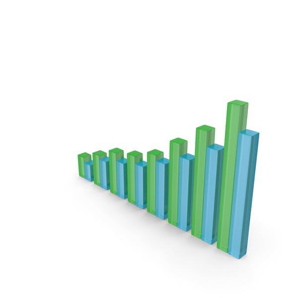 Financial Market Combo Chart