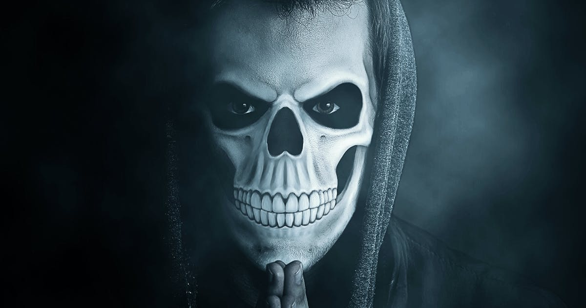 Download Halloween Photoshop Action by UnicDesign