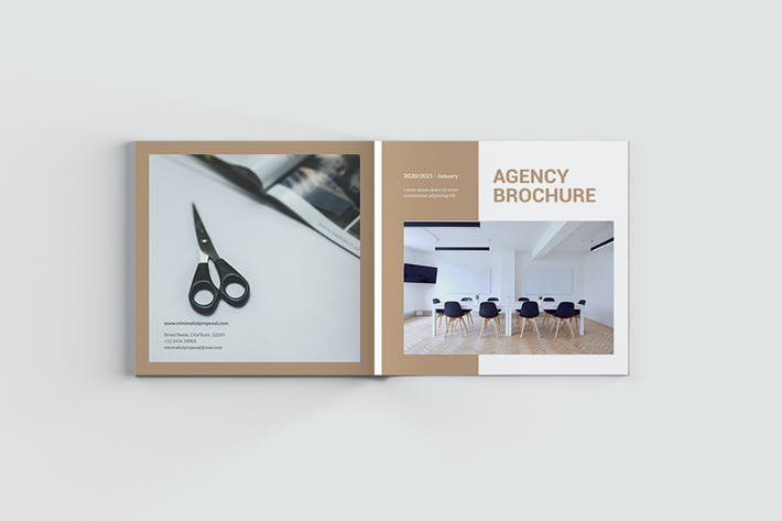 Thumbnail for Square Agency Brochure