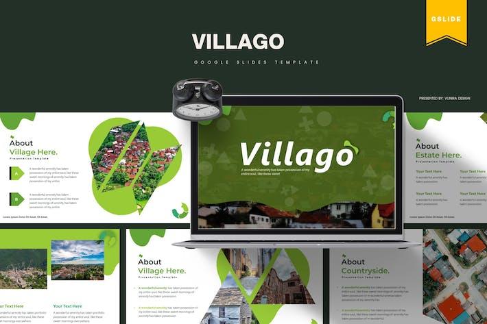 Thumbnail for Villago | Google Slides Template