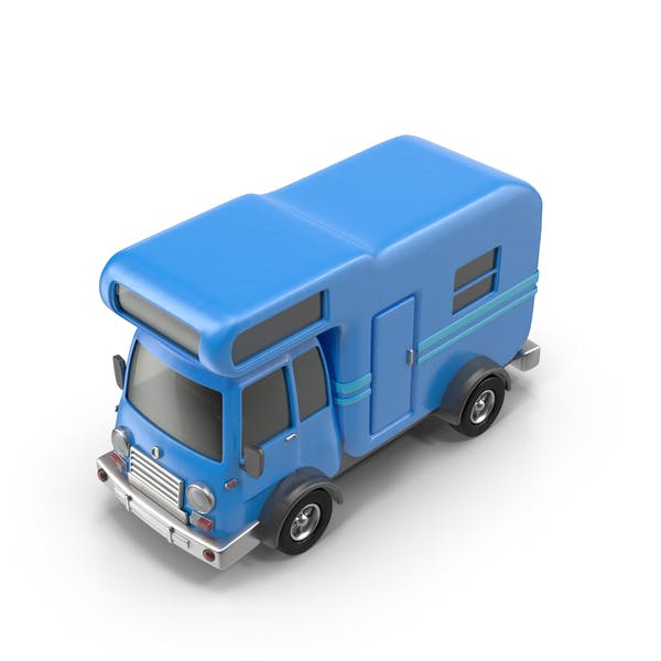 Cover Image for Cartoon Recreational Vehicle