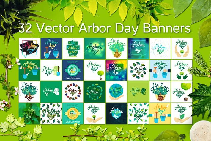 Thumbnail for Arbor Day Set