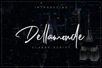Dellamonde - Script con clase