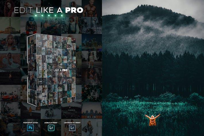 Редактировать как PRO 33-й - Photoshop & Lightroom