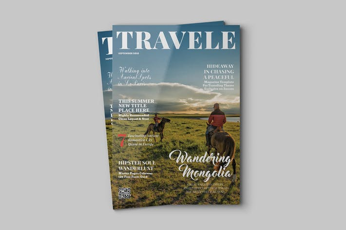 Thumbnail for Traveling Magazine