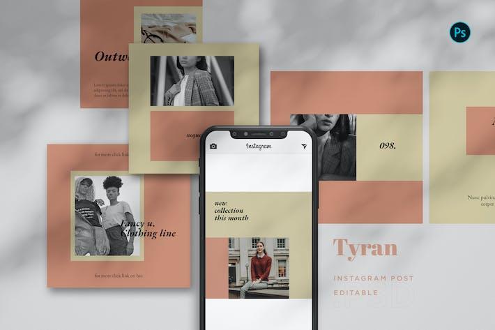 Thumbnail for Tyran Instagram Post BL