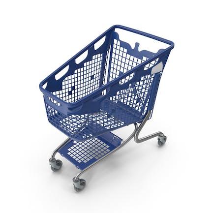 PP Plastic Shopping Trolley 210L