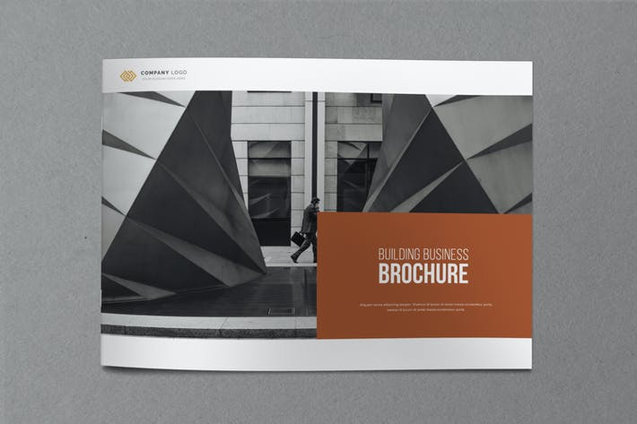Thumbnail for Architecture Business Brochure  03