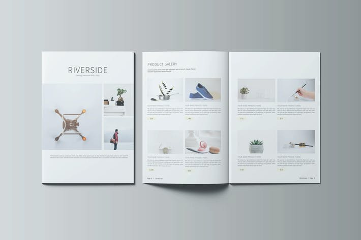 A5 Riverside Catalogue CP