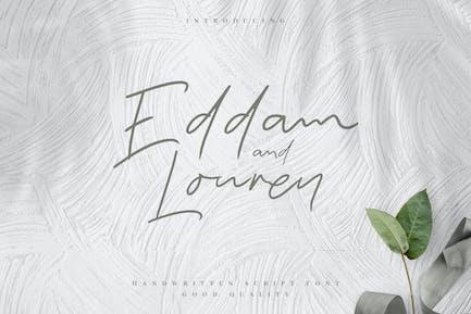 Eddam And Louren - Elegant Signature
