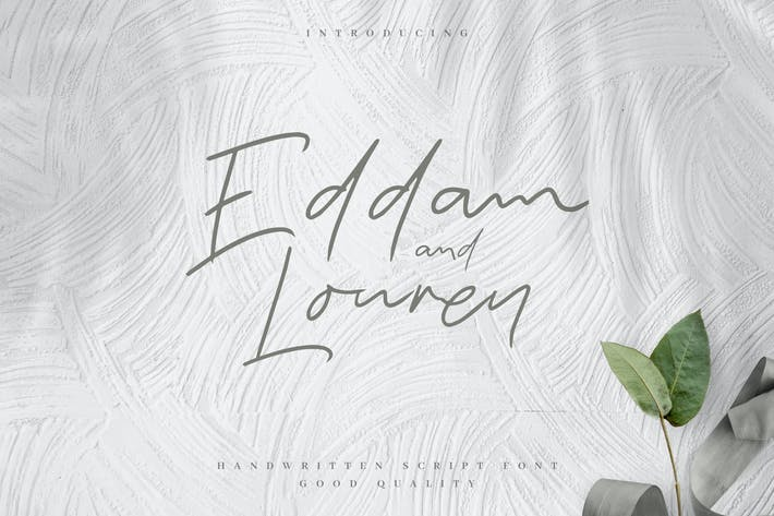 Thumbnail for Eddam And Louren - Elegant Signature