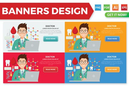Doctor Banner Design