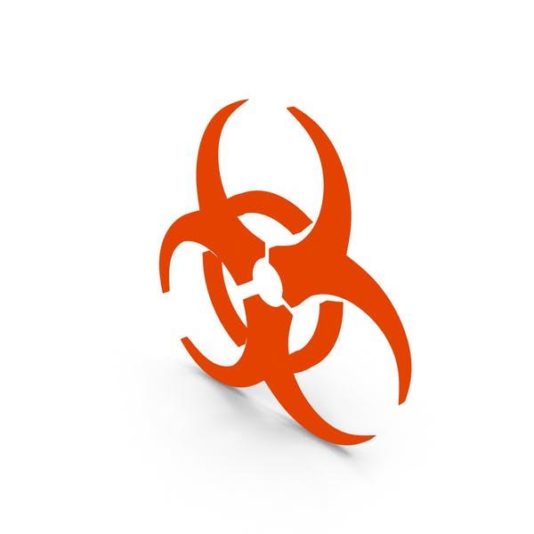 Thumbnail for Danger Sign Biohazard Cartoon