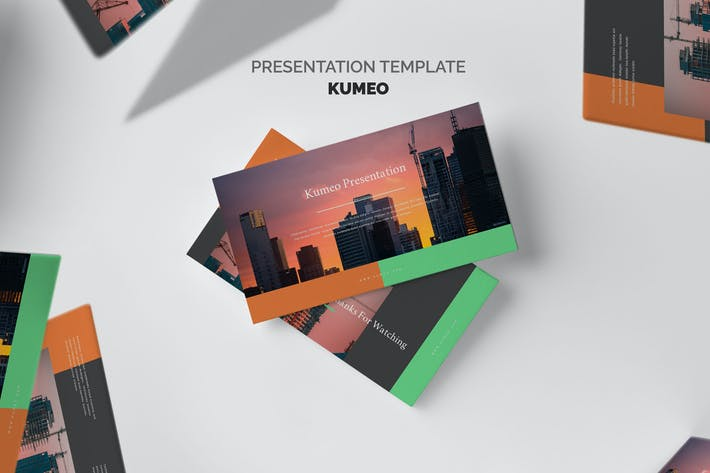 Thumbnail for Kumeo: Строительная и инженерная Keynote