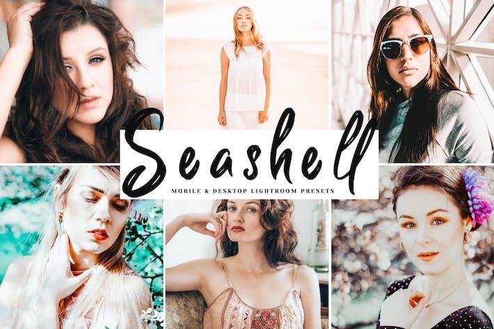 Thumbnail for Seashell Móvil & Escritorio Ajustes preestablecidos de Lightroom