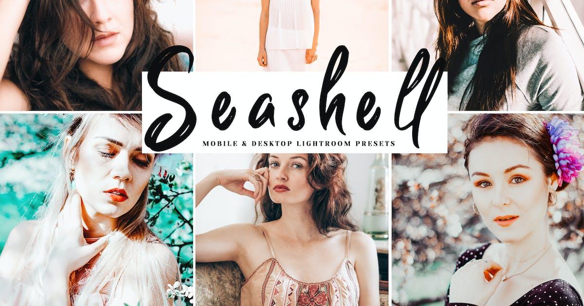 Download Seashell Mobile & Desktop Lightroom Presets by creativetacos