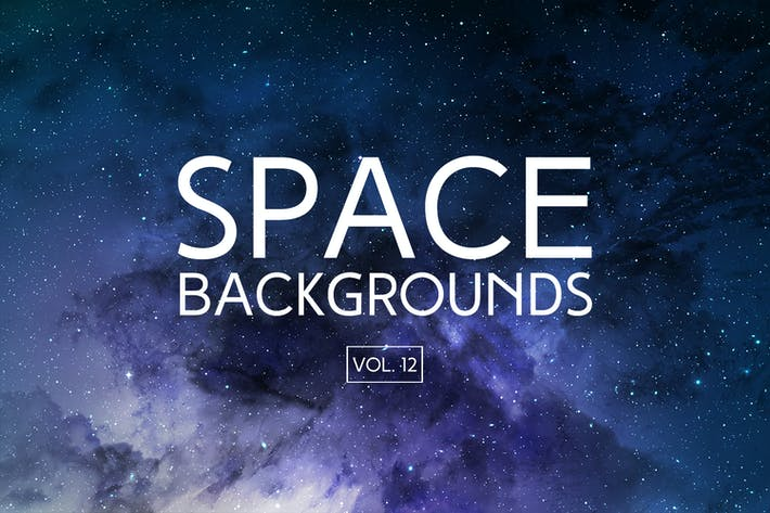 Thumbnail for Space Backgrounds 12