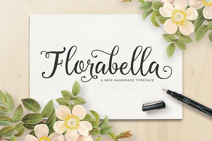 Thumbnail for Florabella Script