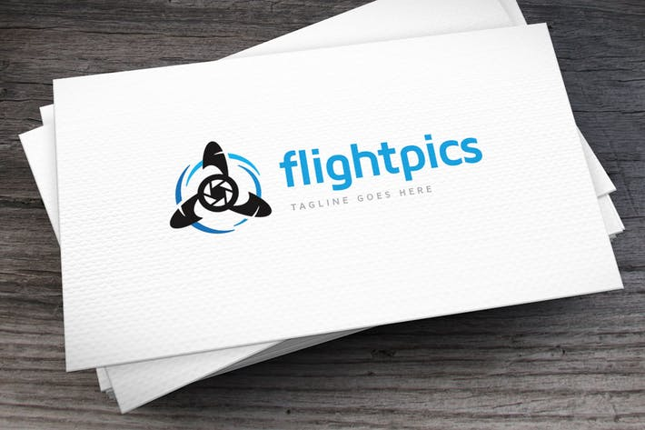 Thumbnail for Flightpics Logovorlage